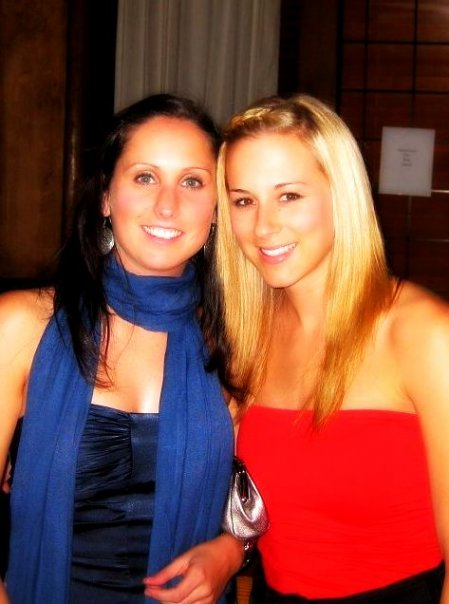 Myself & Jerra, November 2008